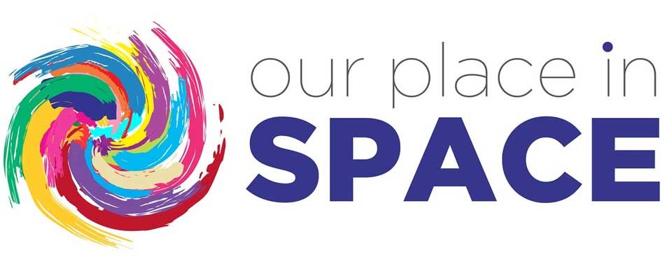 Our Place in Space logo